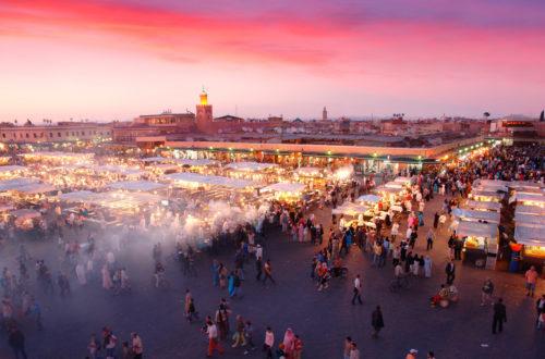 Article : Marrakech, la grosse Arnakech.